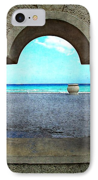 Hollywood Beach Arch IPhone Case by Joan  Minchak