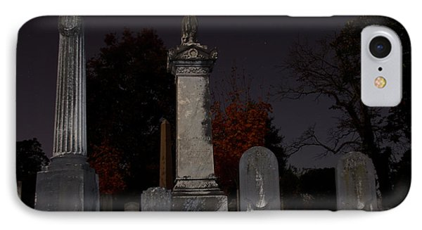 Hollywood Cemetery IPhone Case