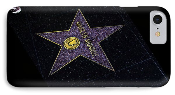 Hollywood Star Phone Case by Viktor Savchenko