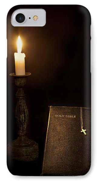 Holy Bible Phone Case by Bill Wakeley