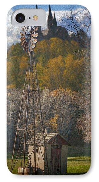 Holy Hill  Wisconsin IPhone Case by Jack Zulli