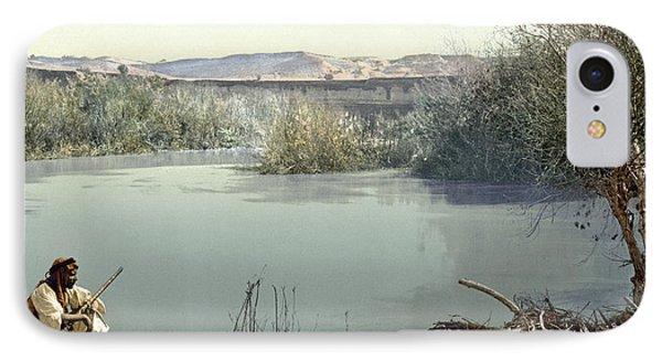 Holy Land River Jordan IPhone Case