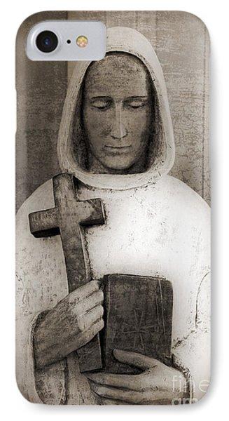 Holy Man Phone Case by Edward Fielding