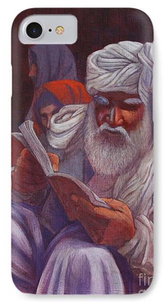 Holy Man Phone Case by J W Kelly