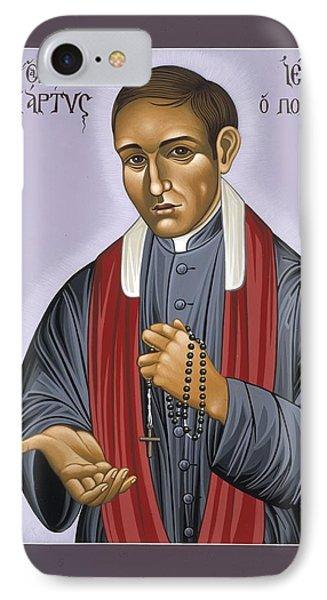 Holy New Martyr Father Jerzy Popieluszko 030 IPhone Case