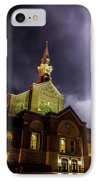 Holy Redeemer IPhone Case by Aaron J Groen