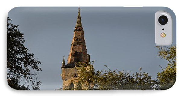 IPhone Case featuring the photograph Holy Tower   by Shawn Marlow