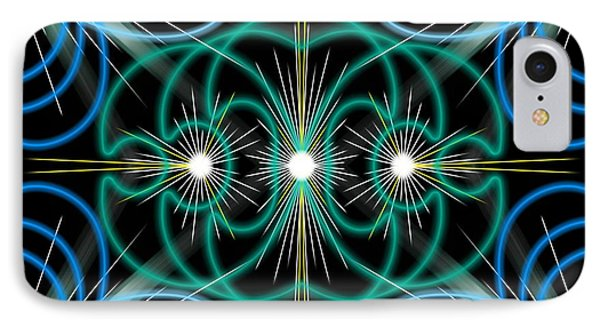 IPhone Case featuring the digital art Holy Trinity by Brian Johnson