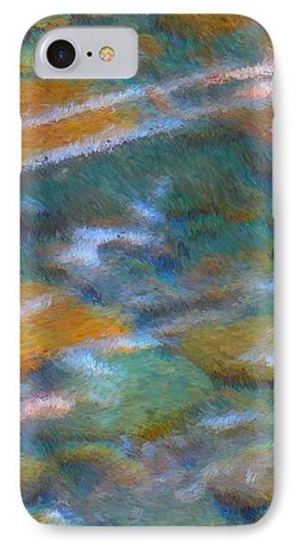 Homage To Van Gogh 2 Phone Case by Carol Groenen