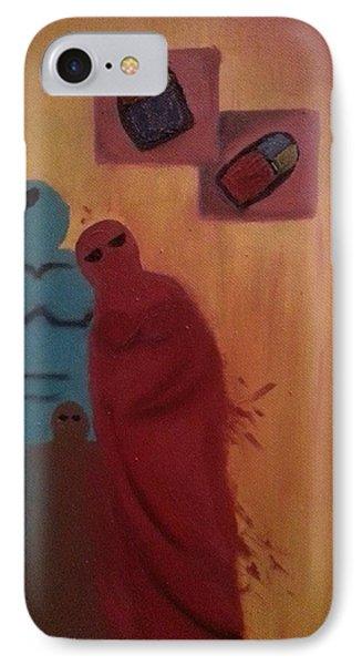 Home IPhone Case by Hend Al-Rijab