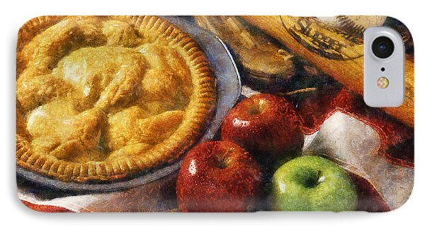 Home Made Apple Pie IPhone Case by Ian Mitchell