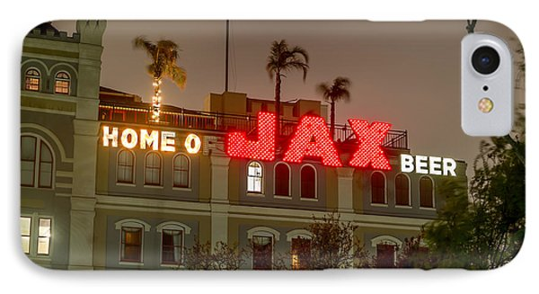 Home Of Jax IPhone Case by Tim Stanley
