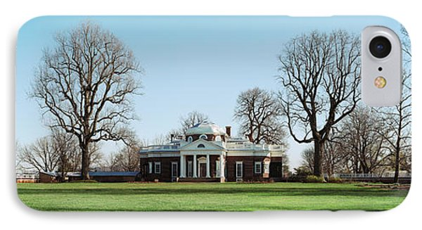 Home Of Thomas Jefferson, Monticello IPhone Case