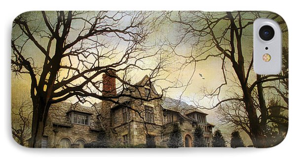 Home On A Hill IPhone Case by Jessica Jenney