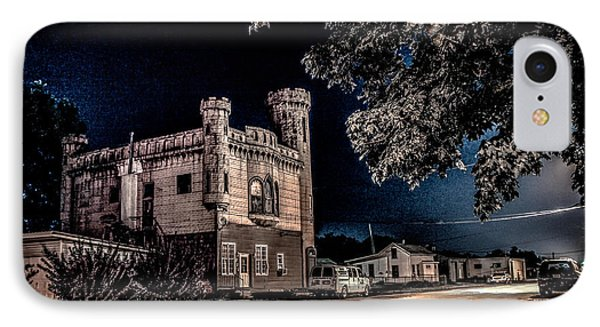 Home Sweet Castle IPhone Case by Ray Congrove
