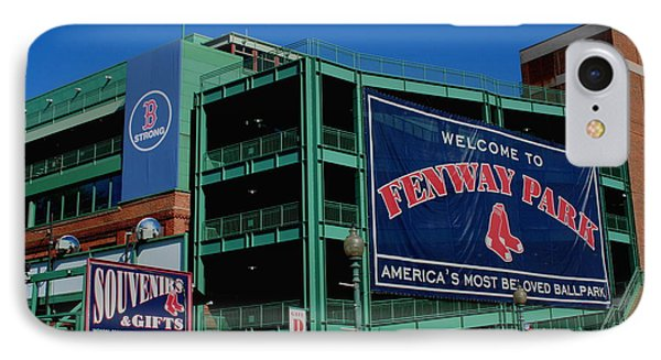 Home Sweet Fenway Phone Case by Stephen Melcher