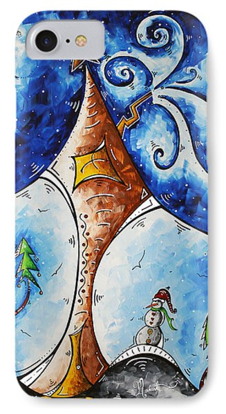 Home Sweet Home Phone Case by Megan Duncanson