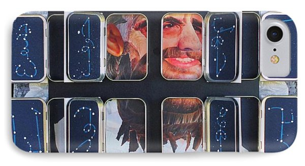 Homeland Security Phase 2 The Face Of Terror Full-blown IPhone Case by Mack Galixtar