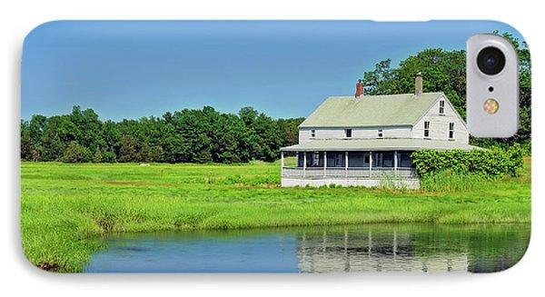 Homestead Phone Case by Charles Dobbs