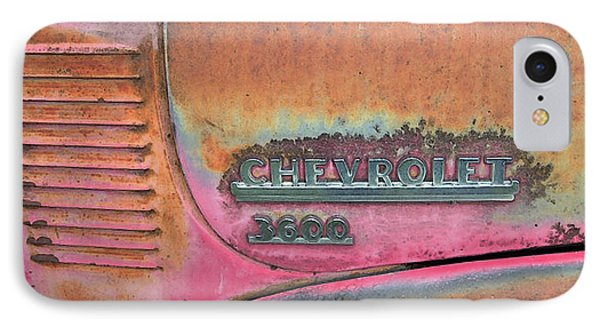 Homestead Chev Phone Case by Jerry McElroy