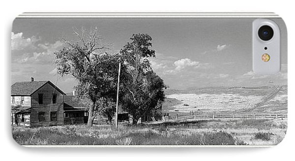 Homestead IPhone Case by John Bushnell