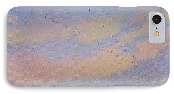 Homeward, 2004 Oil On Canvas IPhone 7 Case