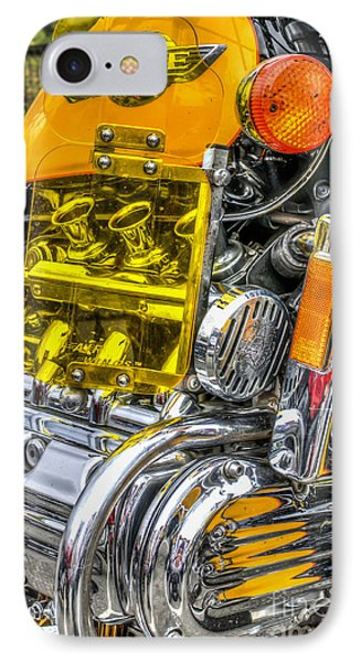 Honda Valkyrie 1 IPhone Case by Steve Purnell