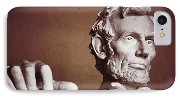 Honest Abe IPhone Case by Jame Hayes