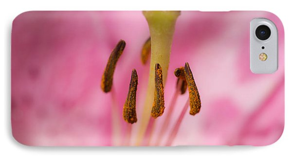 Honey-bee Eye View - Featured 3 Phone Case by Alexander Senin