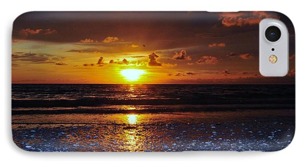 Honey Life Sunset IPhone Case