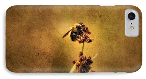 Honeybee iPhone 7 Case - Honeybee by Dan Sproul