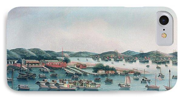 Hong Kong Harbor IPhone Case