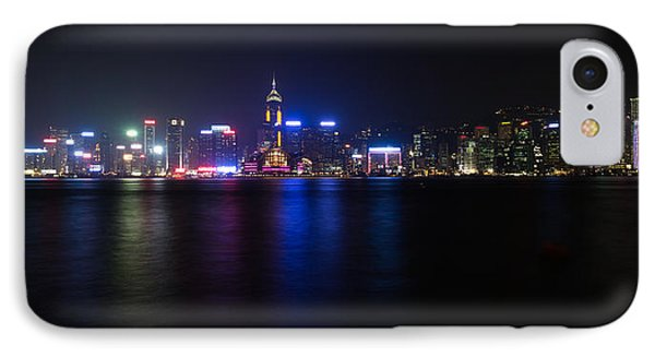 Hong Kong Waterfront IPhone Case