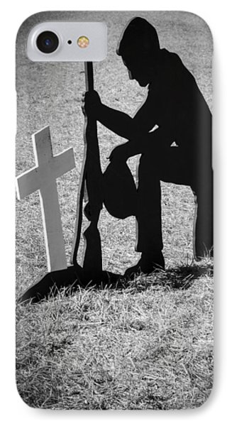 Honor In The Field IPhone Case