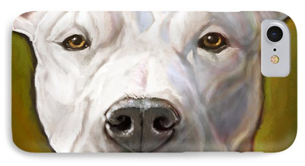 Dog iPhone 7 Case - Honor by Sean ODaniels