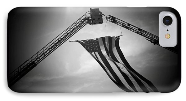 Honoring Those That Have Gone Before IPhone Case by Susan  McMenamin