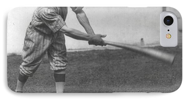 Honus Wagner Phone Case by Unknown