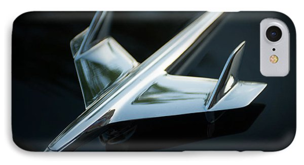 Hood Ornament  IPhone Case by Bud Simpson