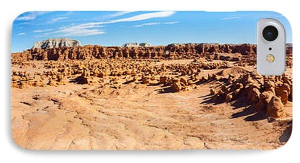 Hoodoo Formations, Goblin Valley IPhone Case