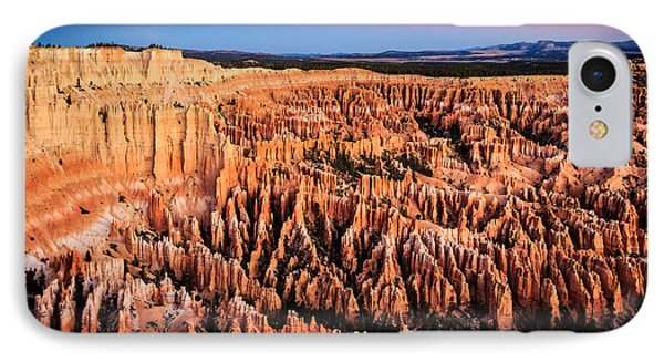 IPhone Case featuring the photograph Hoodoos At Sunrise by Peta Thames