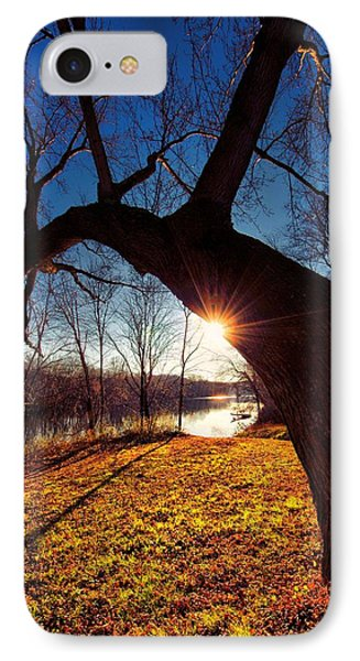 IPhone Case featuring the photograph Hook Or Crook by Robert McCubbin