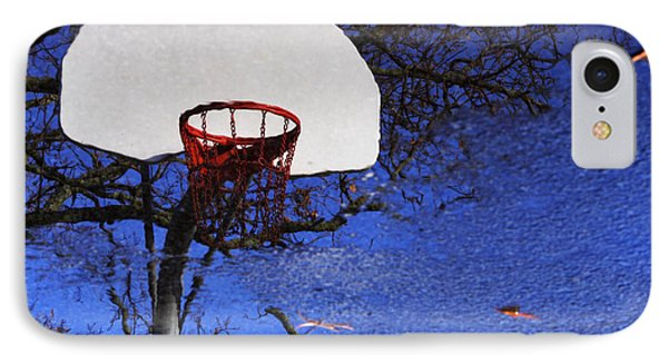 Hoop Dreams IPhone Case by Jason Politte
