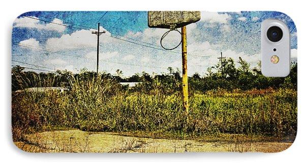 Hoop Dreams Phone Case by Scott Pellegrin