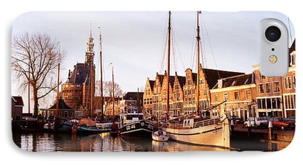 Hoorn, Holland, Netherlands IPhone Case by Panoramic Images