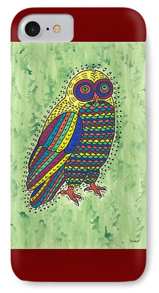 Hoot Owl IPhone Case