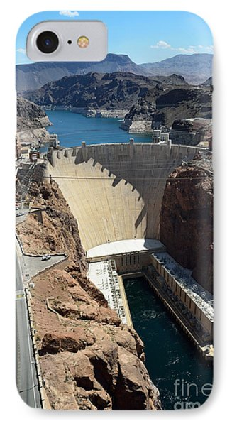 Hoover Dam IPhone Case