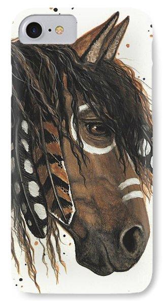 Hopa Majestic Mustang Series 47 Phone Case by AmyLyn Bihrle