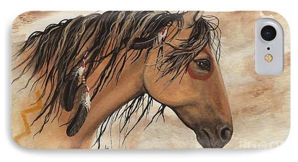 Hopa - Majestic Mustang Series Phone Case by AmyLyn Bihrle