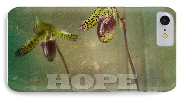 Hope Is IPhone Case by Sally Simon