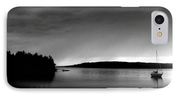 Hope On The Horizon IPhone Case by Allyson Andrewz